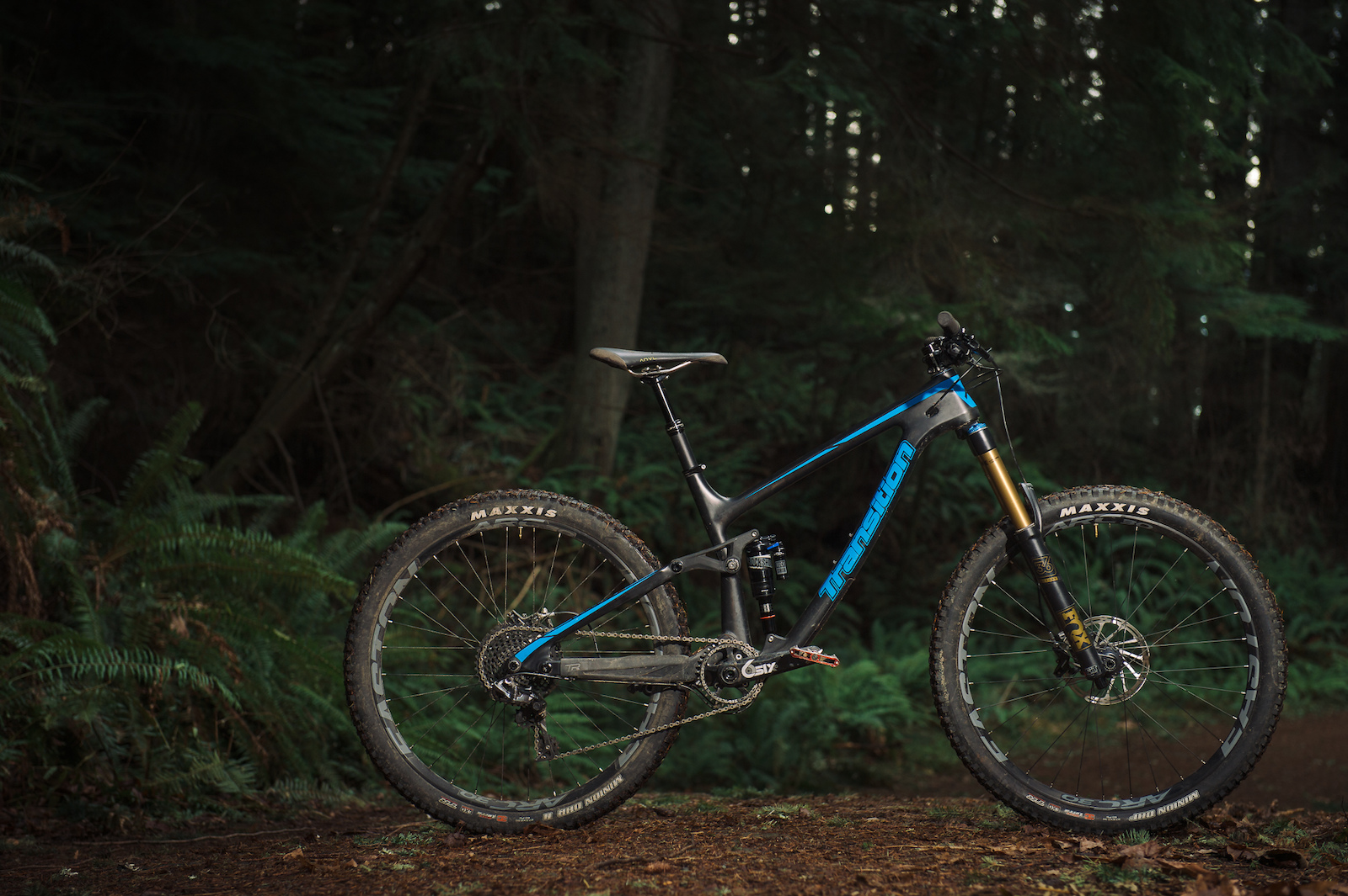 Transition Patrol Carbon 1 Review Pinkbike