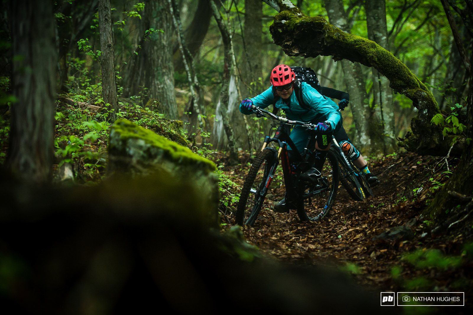 Images for Land of the Riding Fun - Bernardo Cruz and Steffi Marth in Japan article