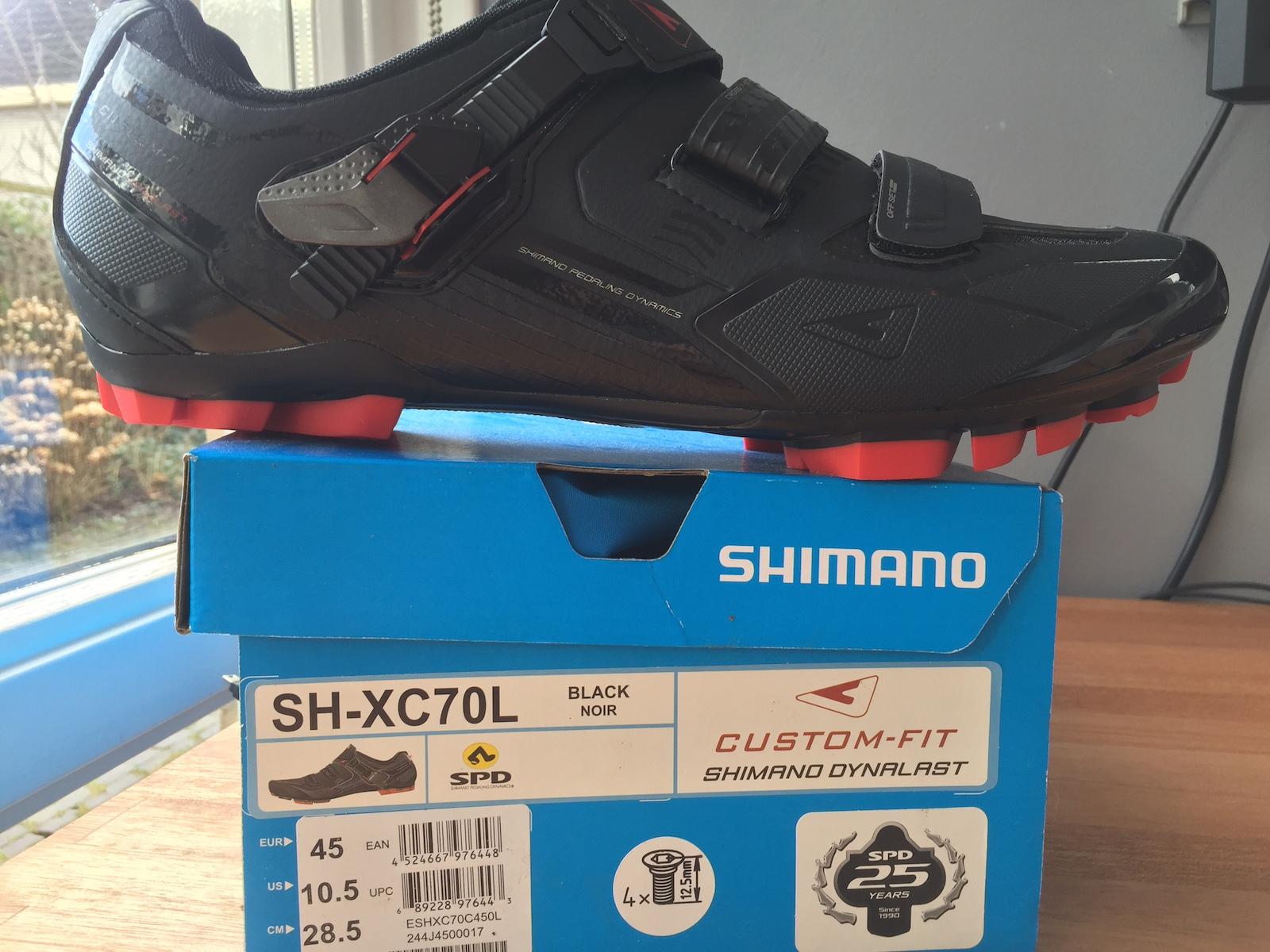Shimano XC70