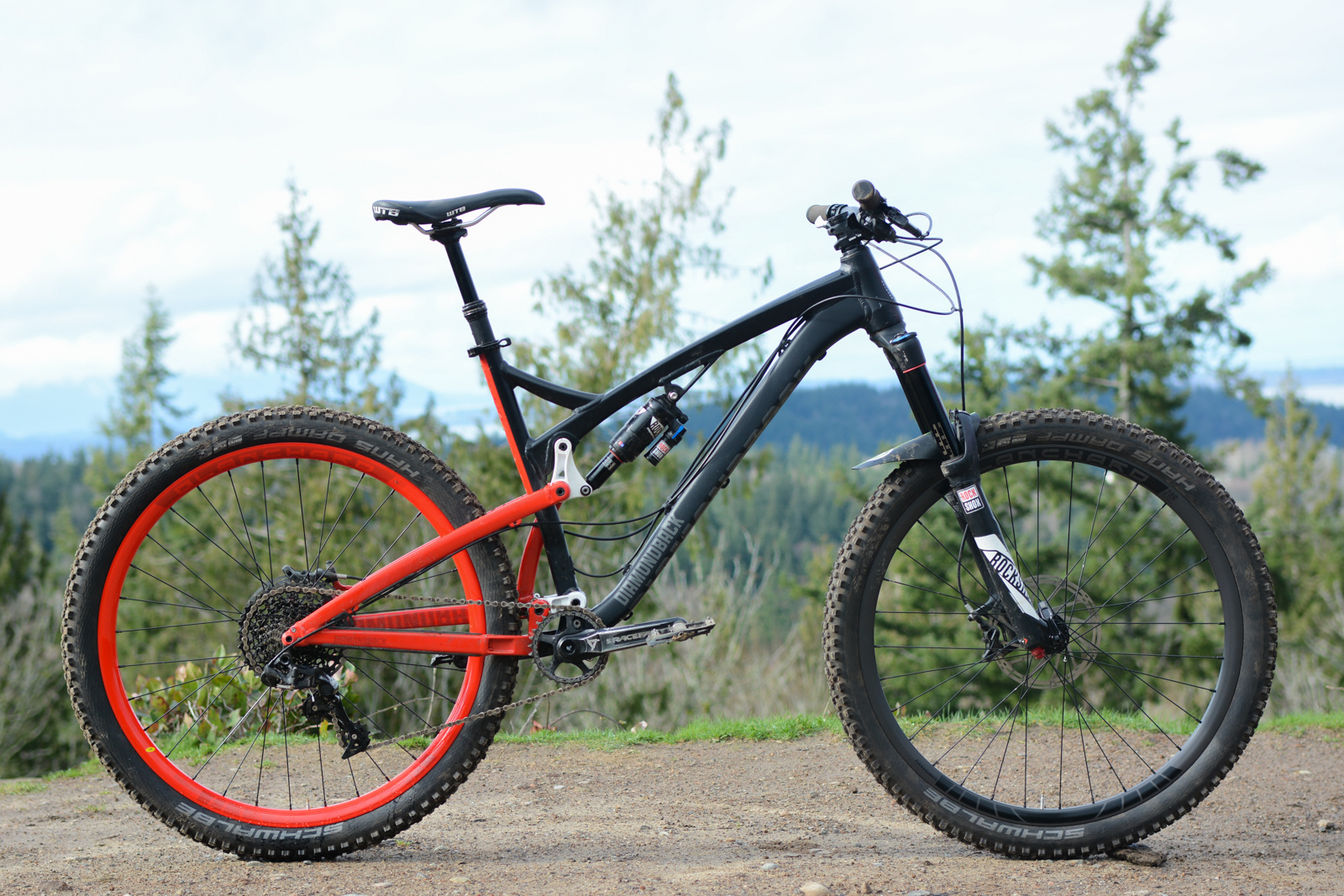 Diamondback Release 3 Review Pinkbike