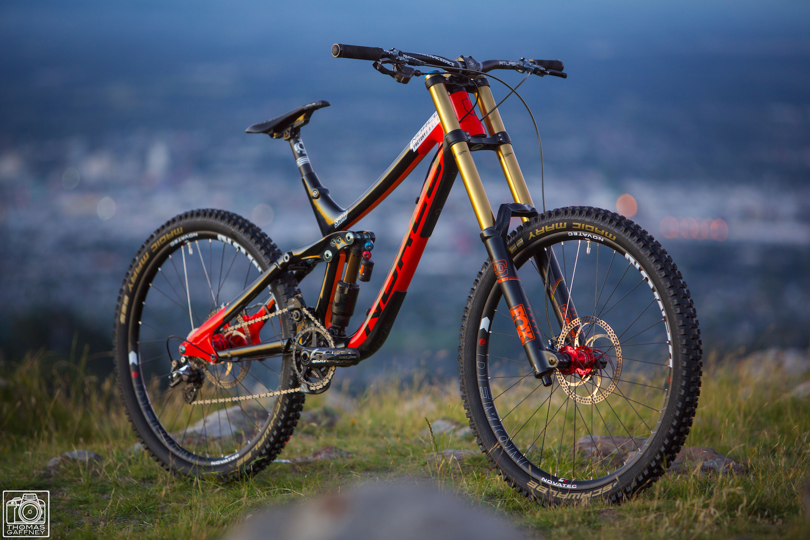Looking forward to seeing the Norco Factory Team race these beauties at the New Zealand Nationals in Dunedin!