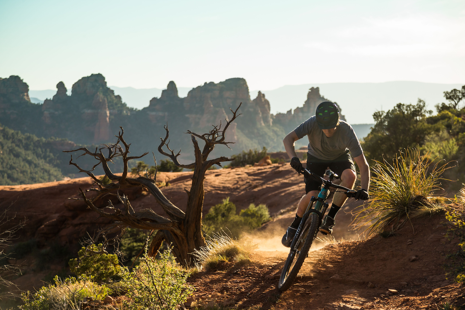 Yeti Cycles Southwest. Proven Here