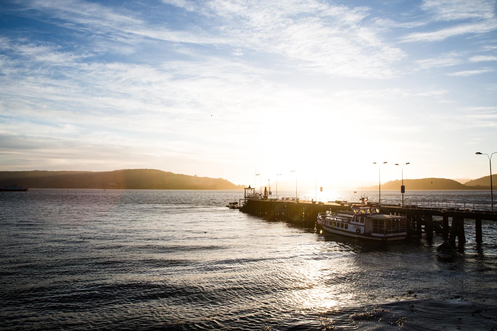 Welcometo Corral Valdivia. Chile. Photo by Matt Wragg.