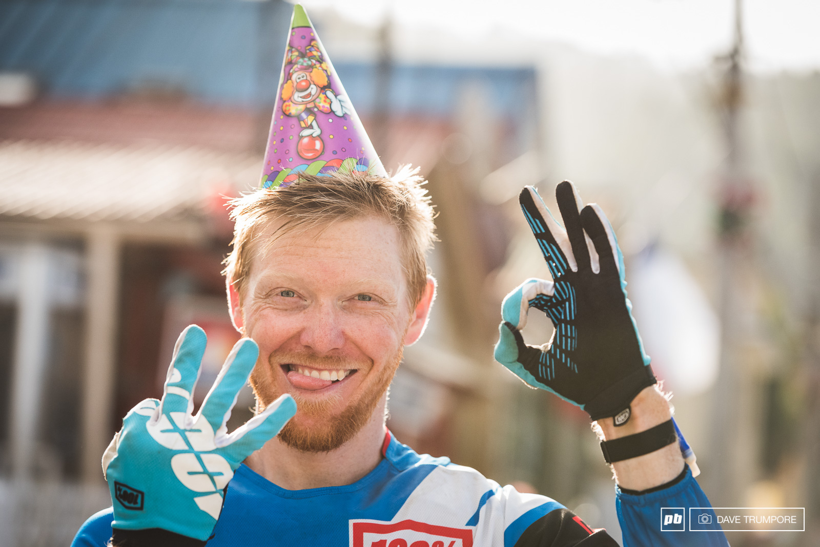 10th place and a Happy 30th Birthday for Josh Carlson.