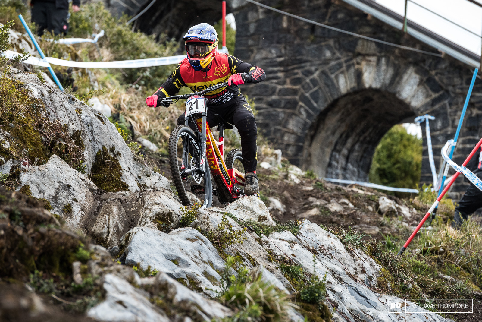 Steve Smith is strong and on form after fighting injuries the past two season s and his 4th place in qualifying shows that he means business in Lourdes.