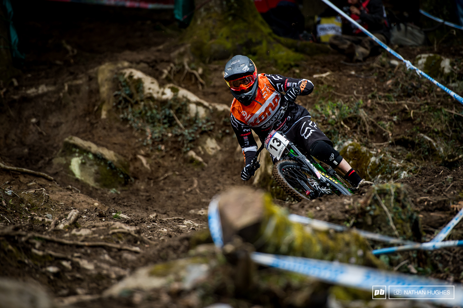 Connor Fearon has seemed to fly under the radar so far at this race but clearly has what it takes to go far tomorrow judging by a flat-out run to seal an 8th place qualie.