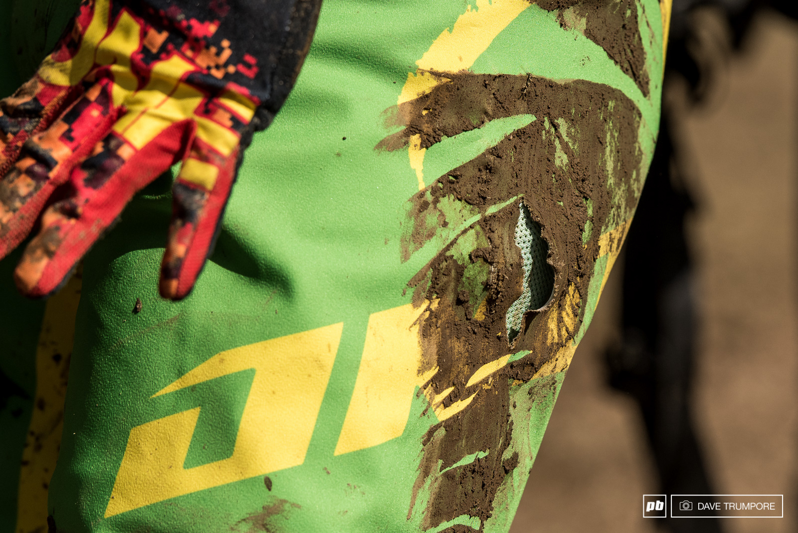 With less than 20 seconds to go it all came unraveled for Loic Bruni today.