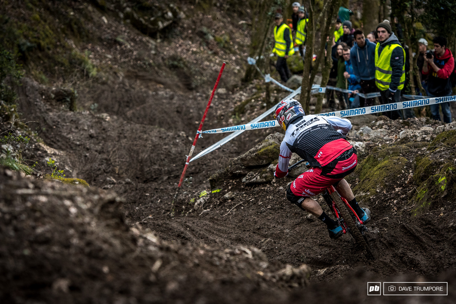 Gee Atherton muscled his way down to 7th and while that s not the result he hoped for it gives him very solid points going into what will no doubt be a long and hotly contested season.