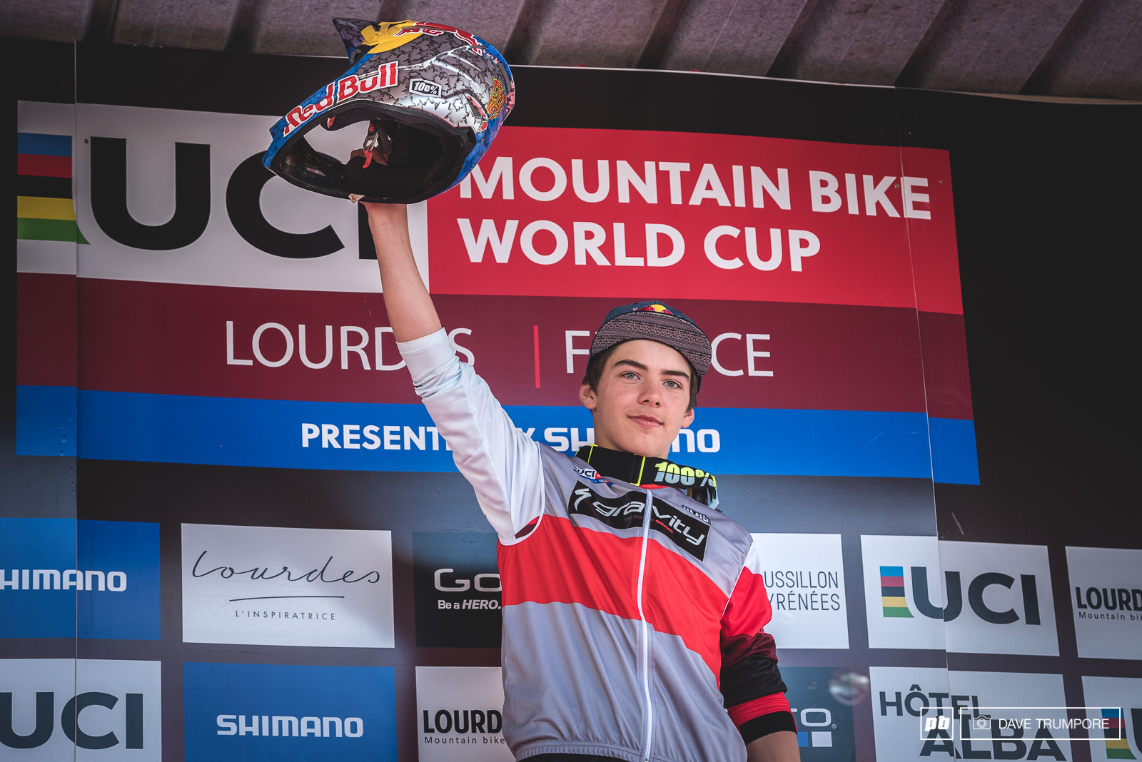 And that s how you make an entrance to the Word Cup stage. Congrats Finn Iles we have a feeling we will be shooting a lot of photos like this over the next few years.