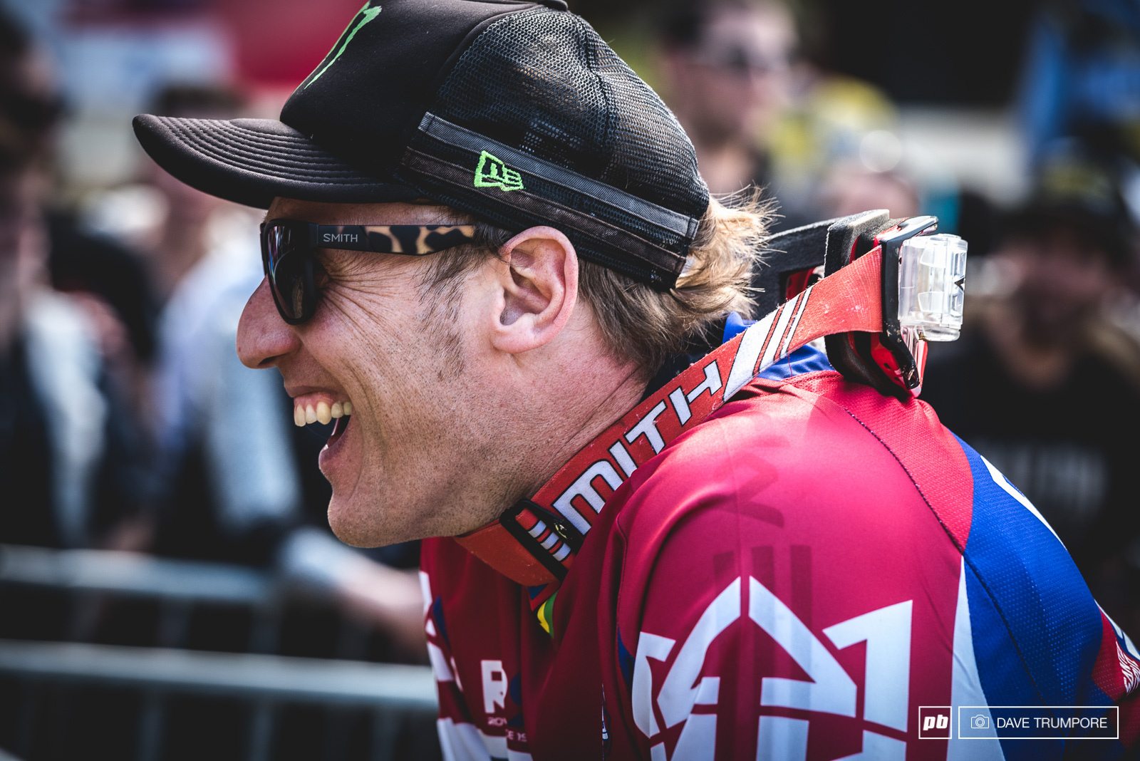 Steve Peat was enjoying the atmosphere is the World Cup circuit after missing most of last season with an ACL injury. It s hard to believe this will be his last though.