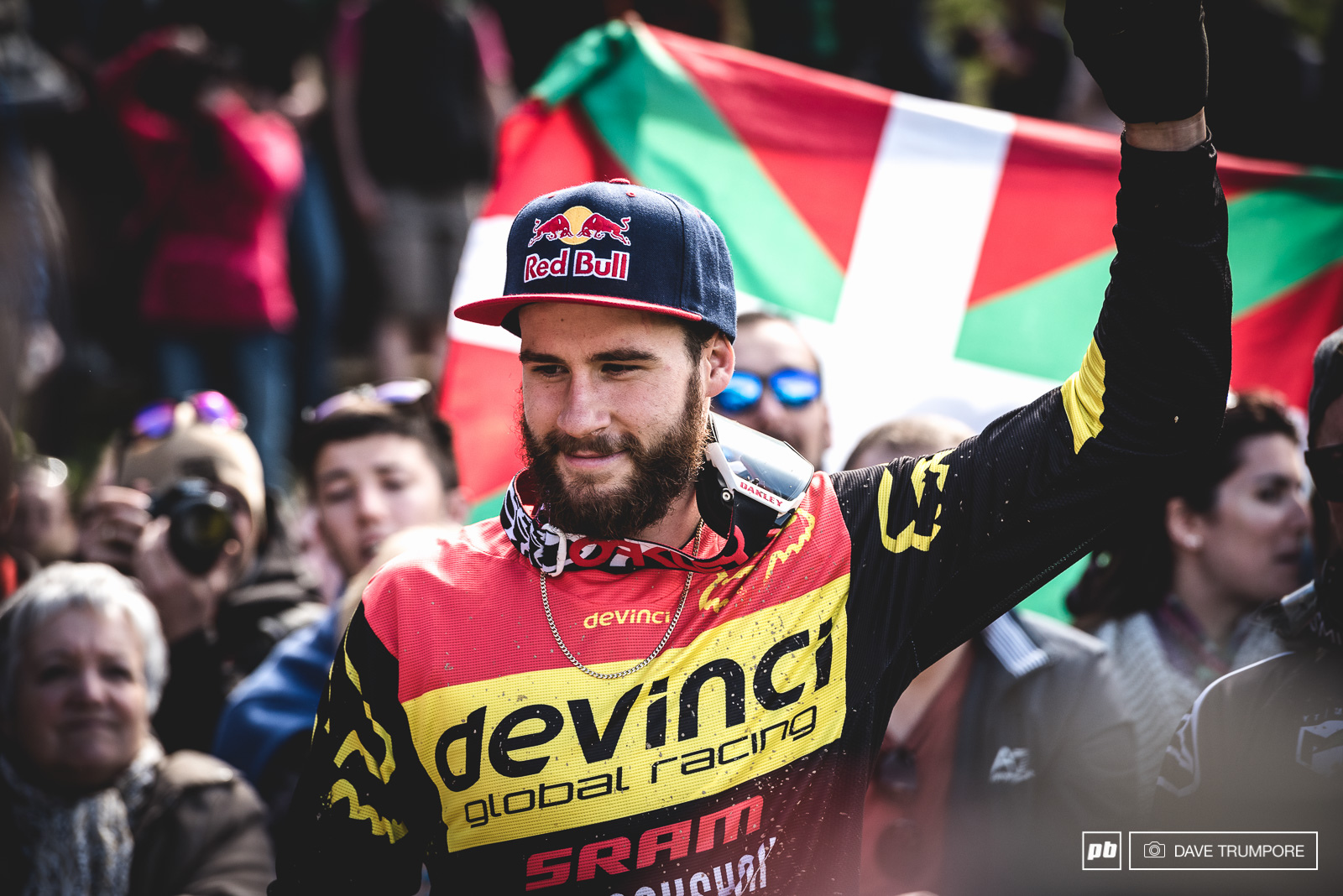 The Canadian Chainsaw is right back where he left off after 2013. No more injuries... Just podiums.