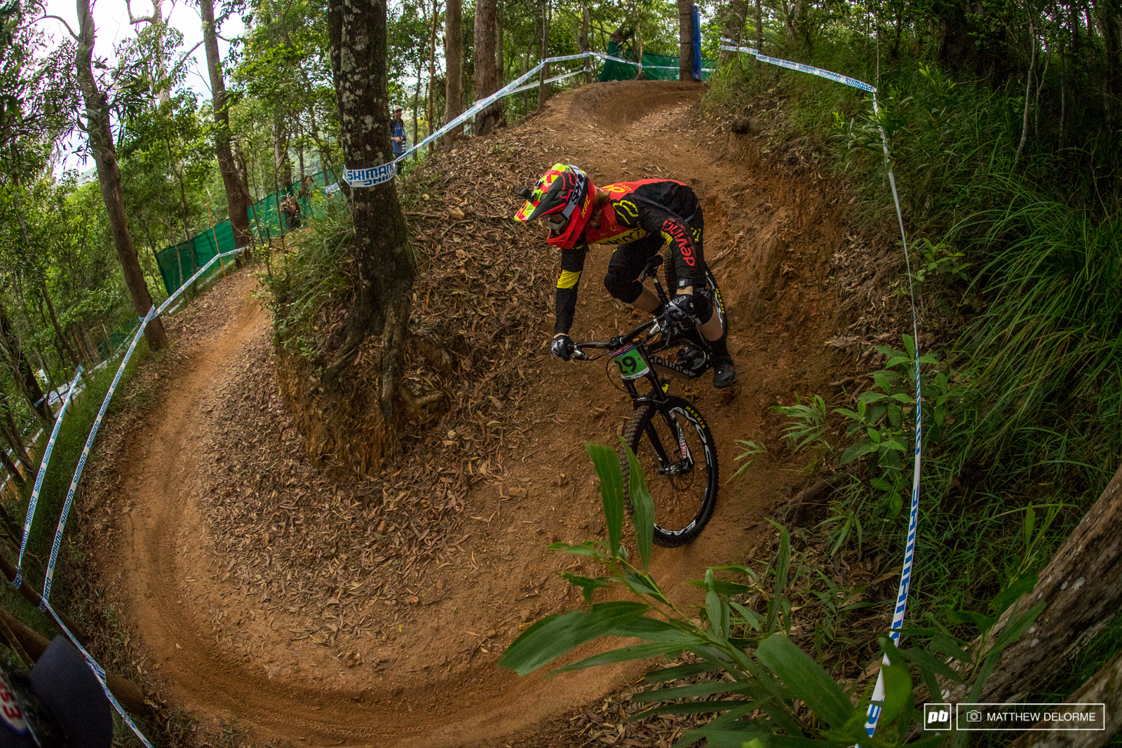 Brage Vestavik went down hard in practice. So far we have heard conflicting reports on him. We wish him the best.