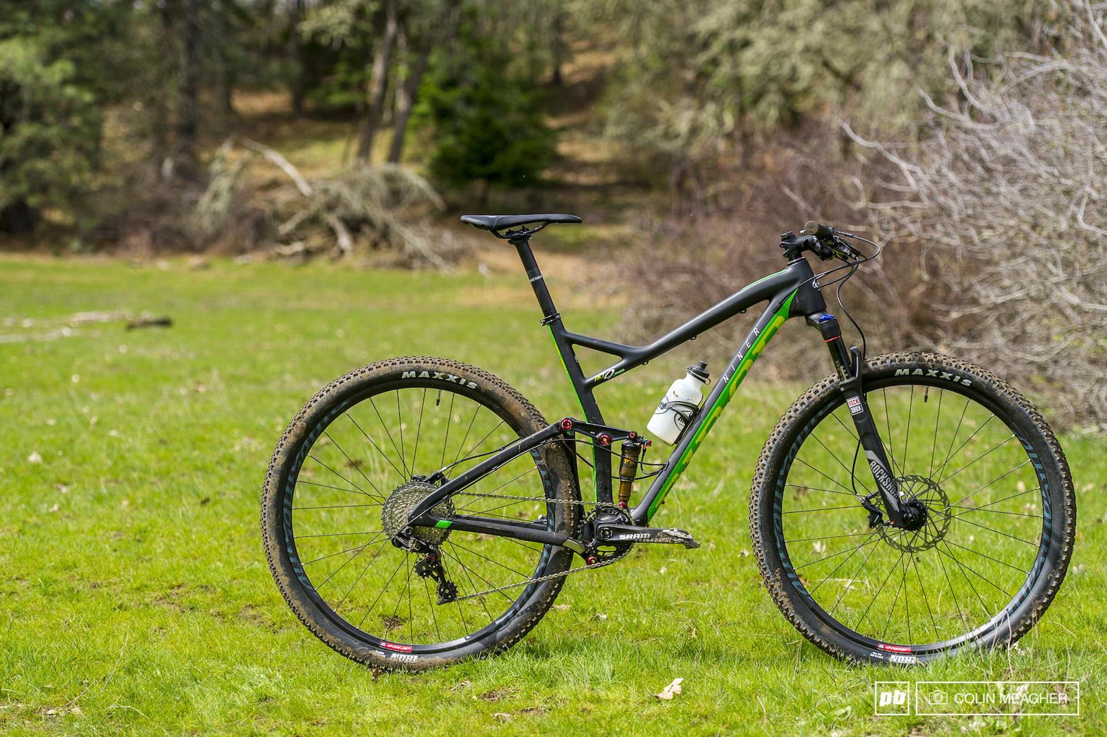 Niner RKT 9 RDO 2-Star Build - Review - Pinkbike