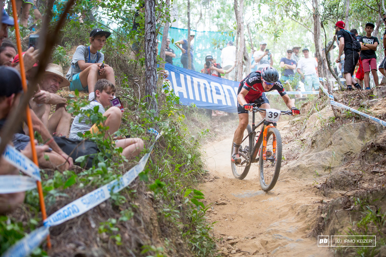 Lars Forster s first elite level World Cup race went pretty well with a sixth. Watch this man.