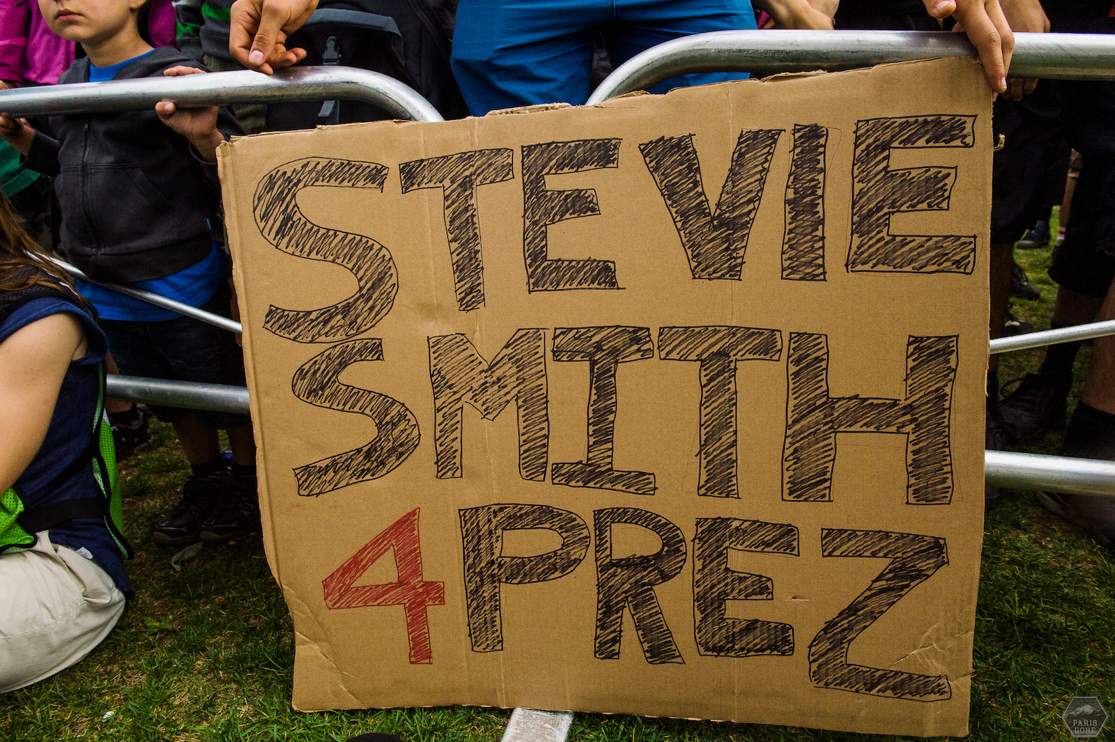 Stevie Smith