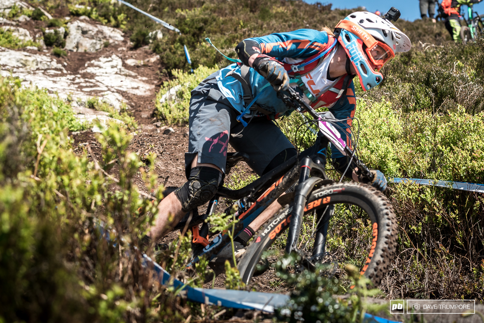 It s good to see Meggie Bichard back on track after missing the two South American rounds.