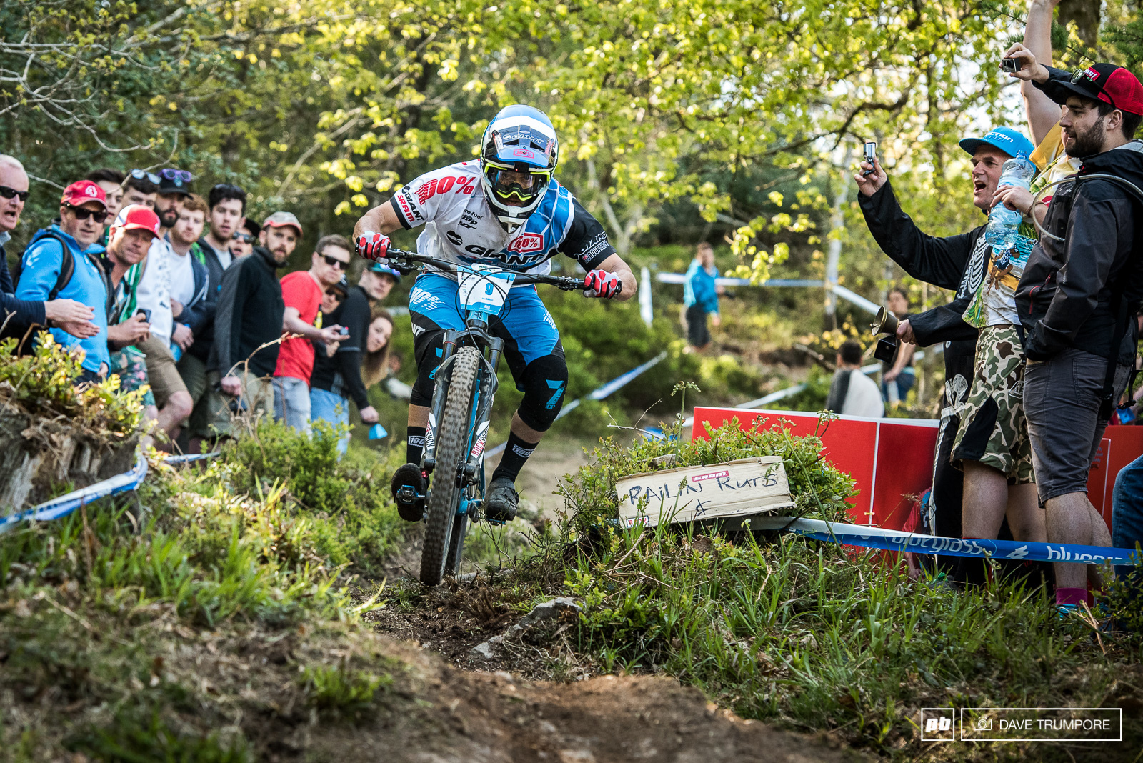 Yoann Barelli kept it consistent and inside the top 10 again this weekend.