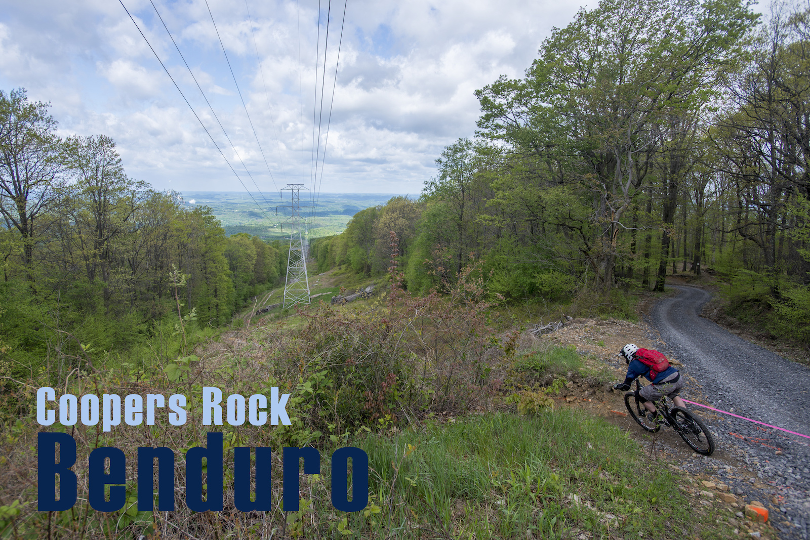 Coopers Rock Benduro 2016