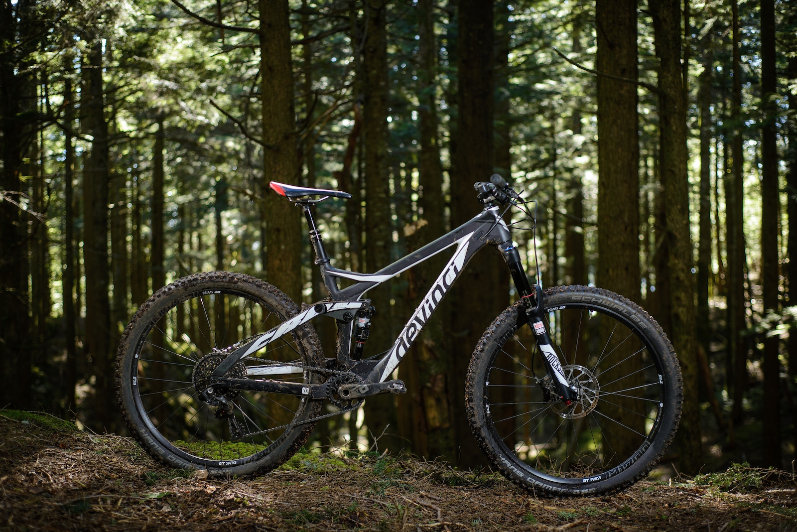 Devinci Troy Carbon RR Photo by James Lissimore