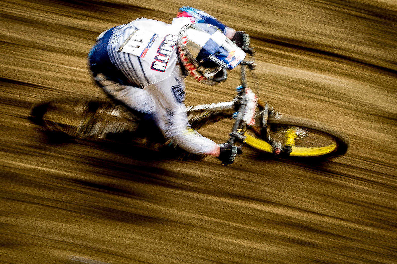 during the UCI WC round in Maribor Slovenia2010 Photo by Sven Martin