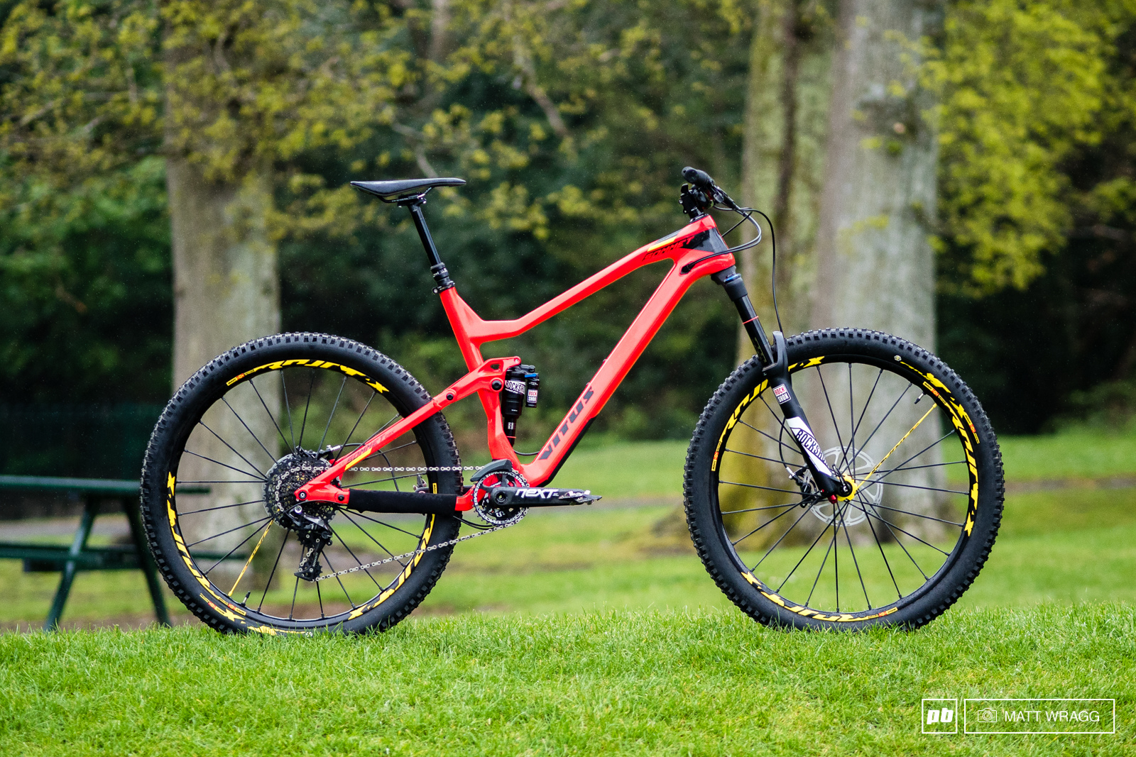 Vitus Sommet Carbon - First Look - Pinkbike