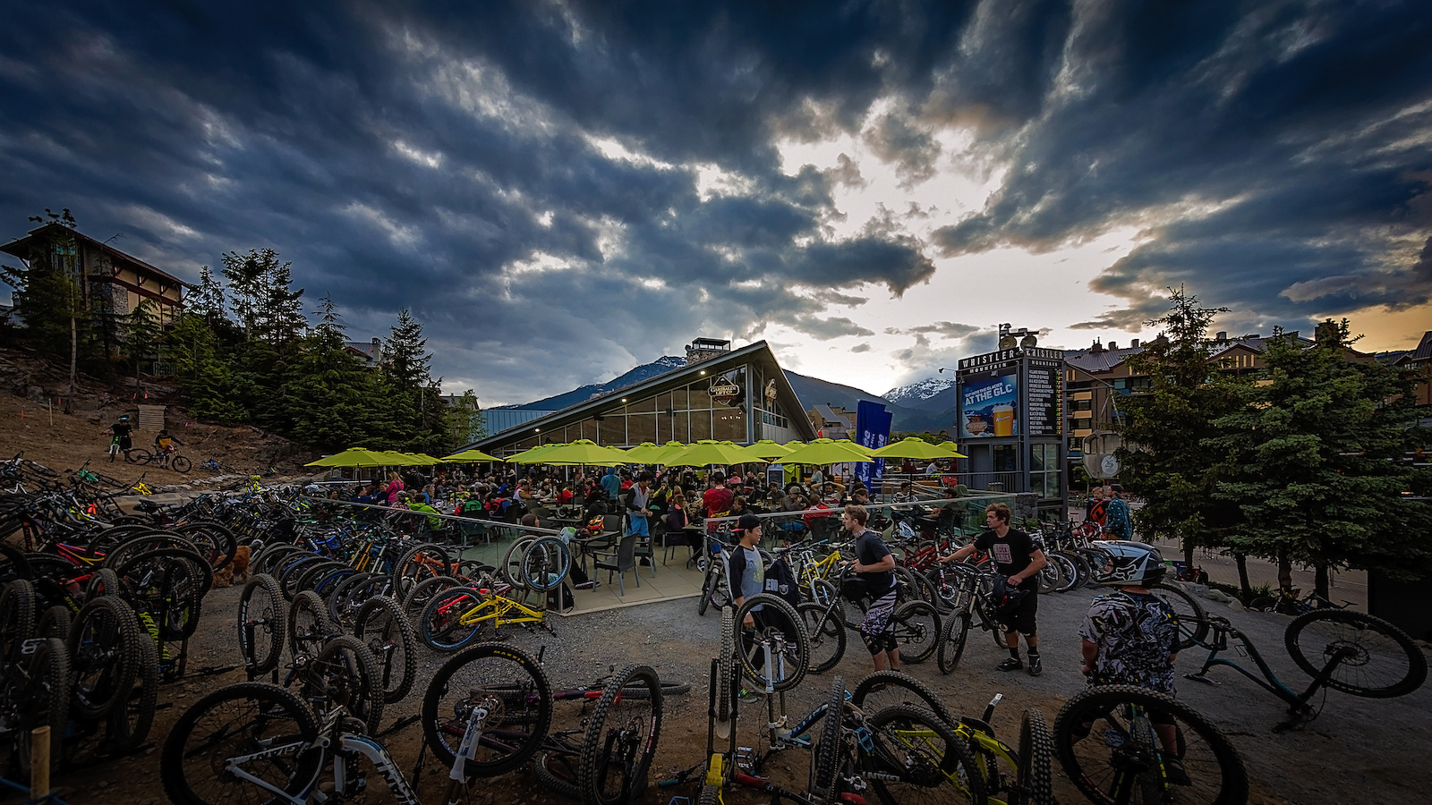IMages for Whistler Bike Park Phat Wednesday - Race 1 2016