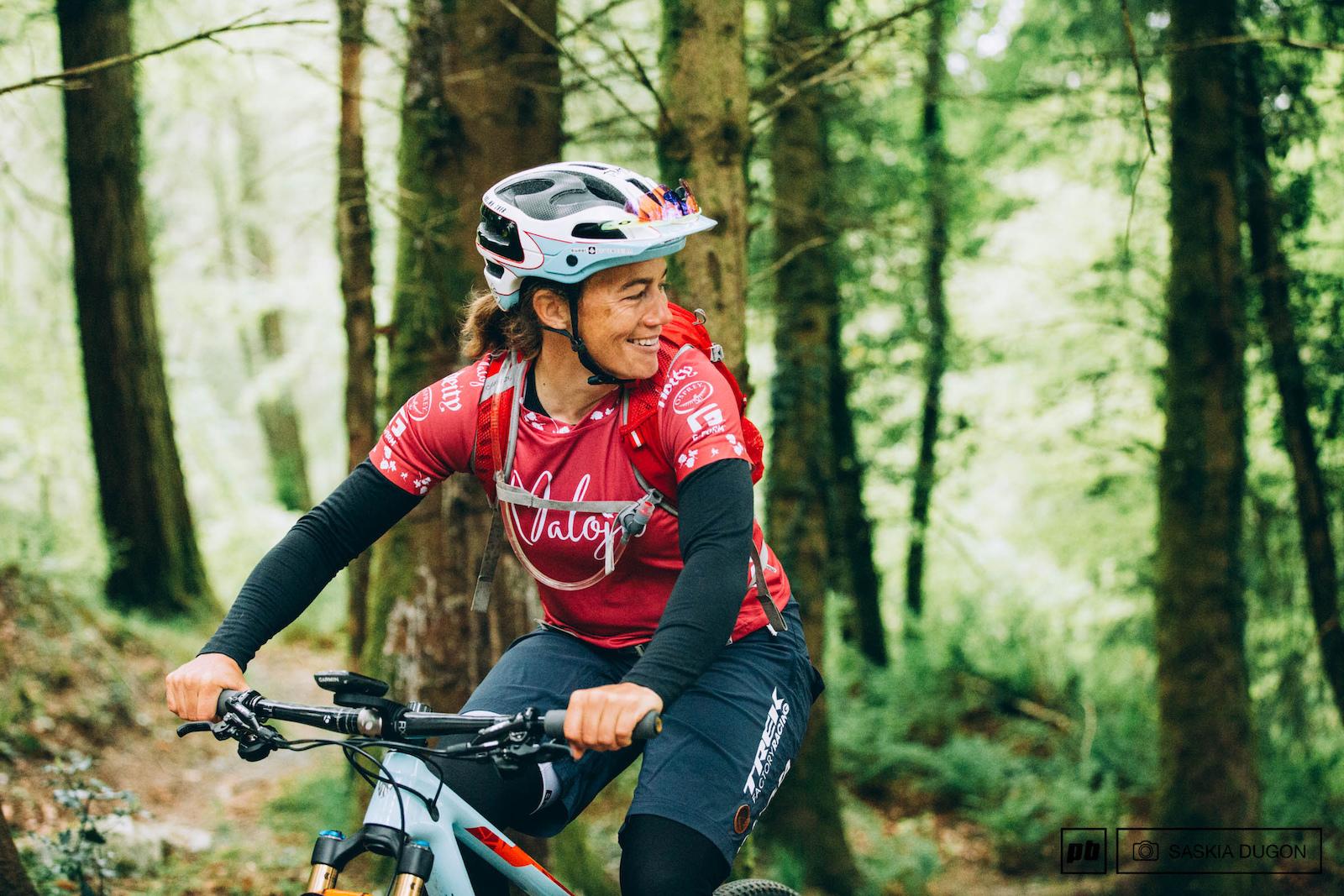 Trek Enduro Women