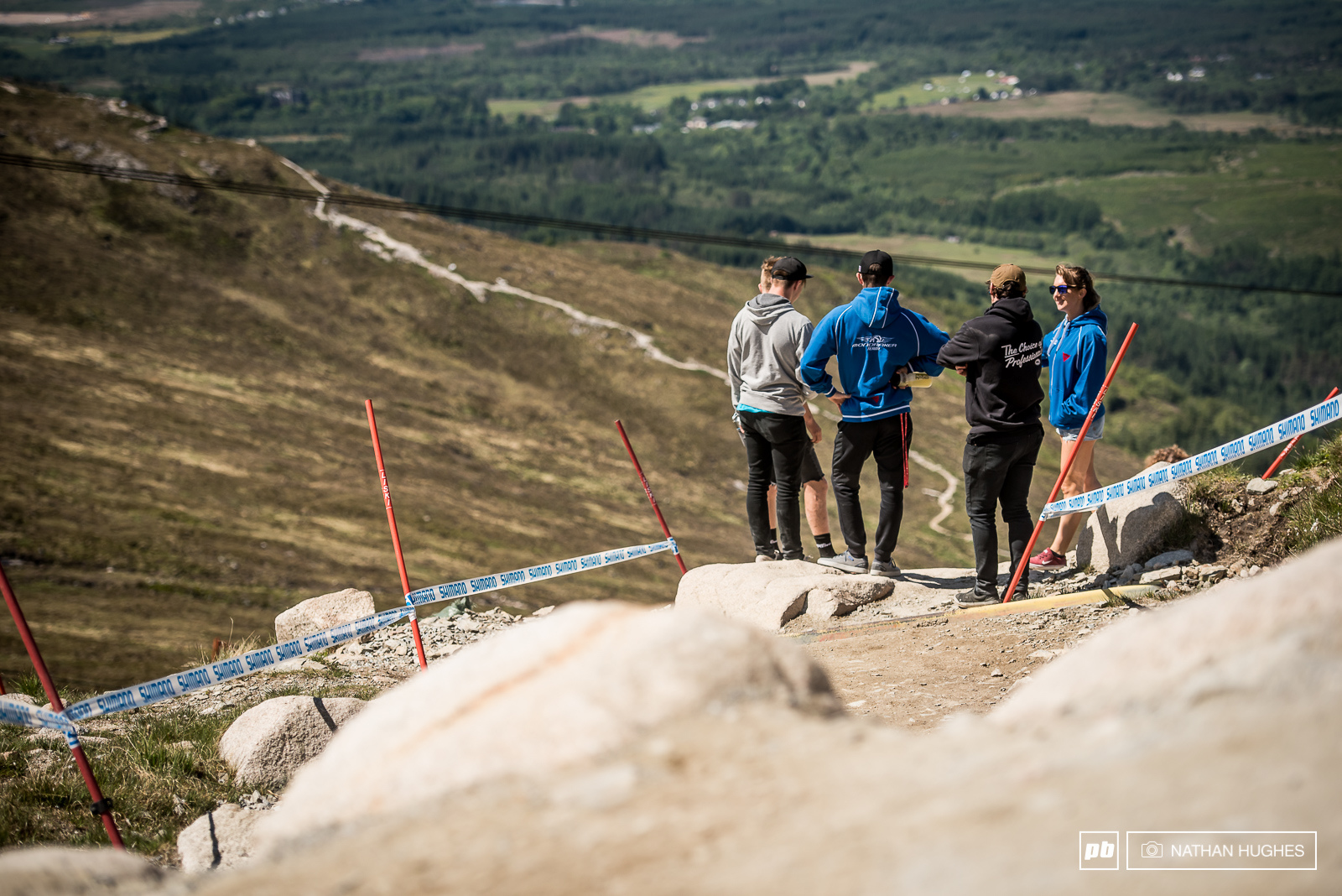 Danny Hart is one to watch at Fort William more than usual. A week s riding before and after the BDS round he won here and he s learned so much .