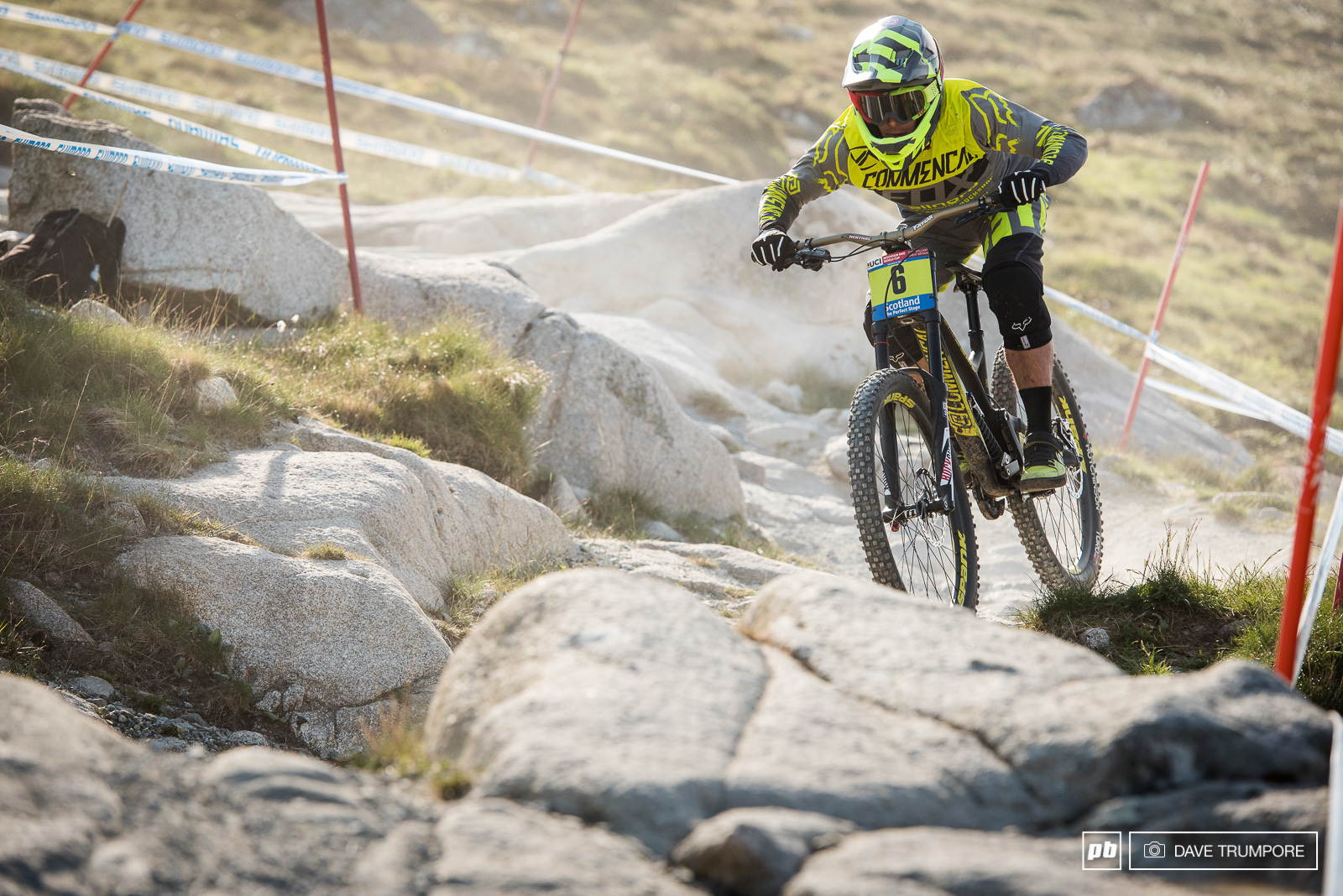 Gaetan Vige finally lived up to all that potential taking 2nd in Junior Men.