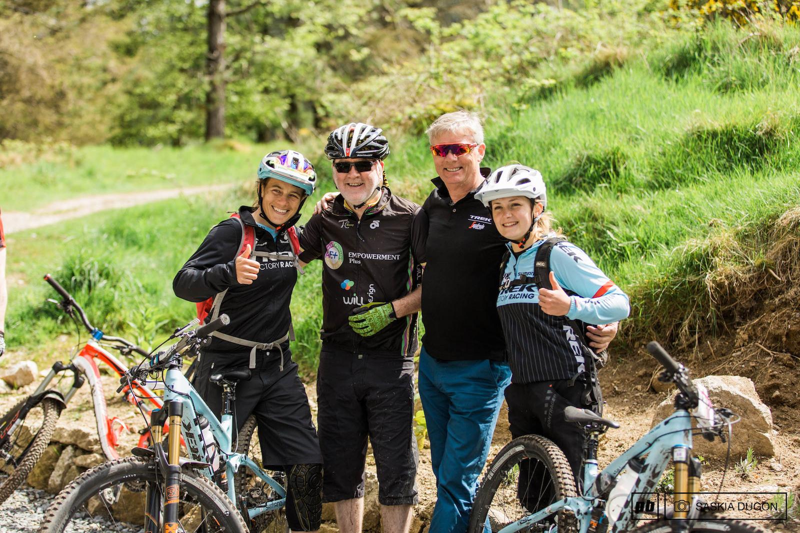 Trek Factory Racing Enduro Team