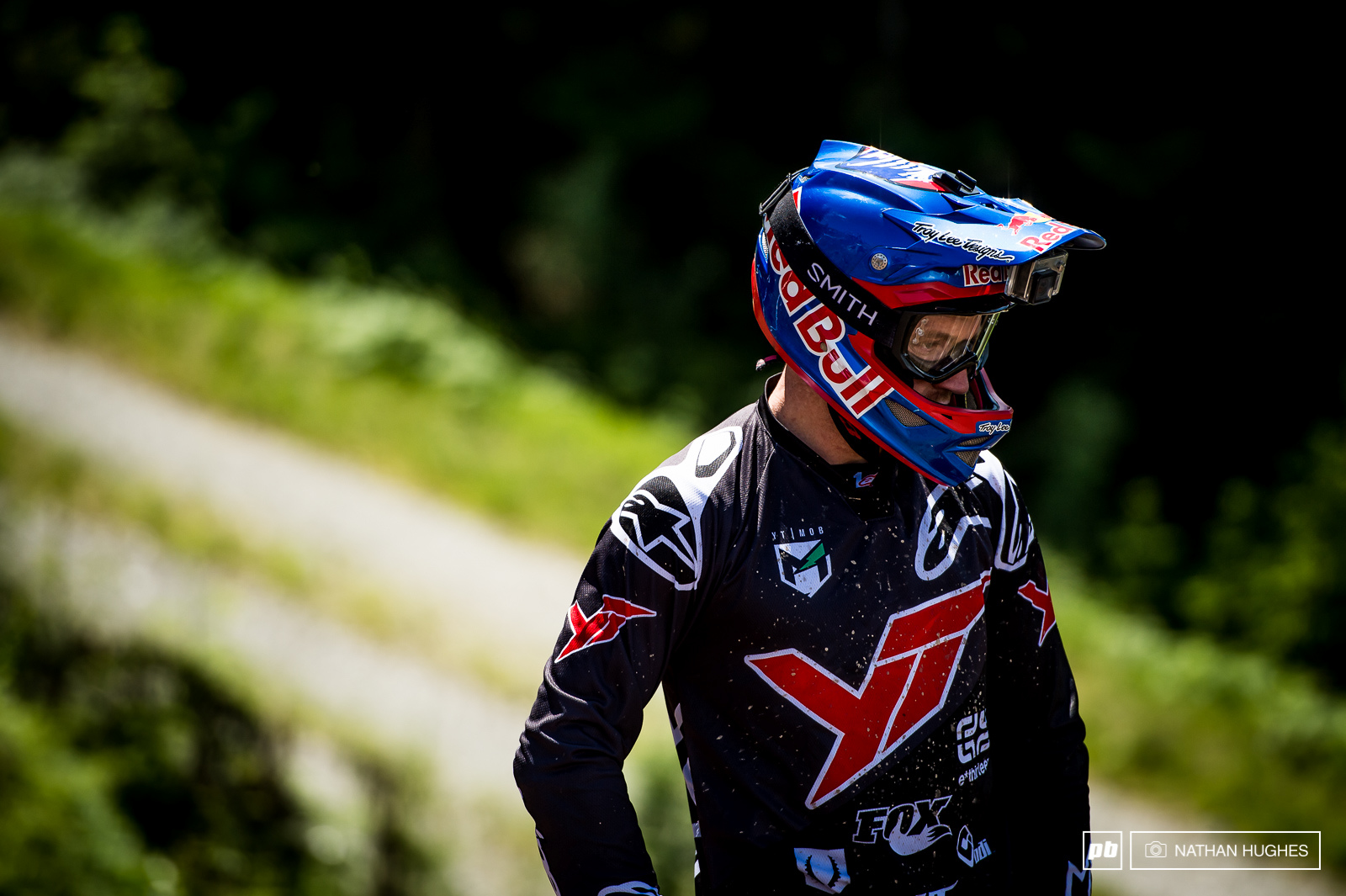 Aaron Gwin on the lookout for golden line as the lesser numbers try their best in the roots. And everyone else is a lesser number. What kind of Gwin special could be on the cards this year
