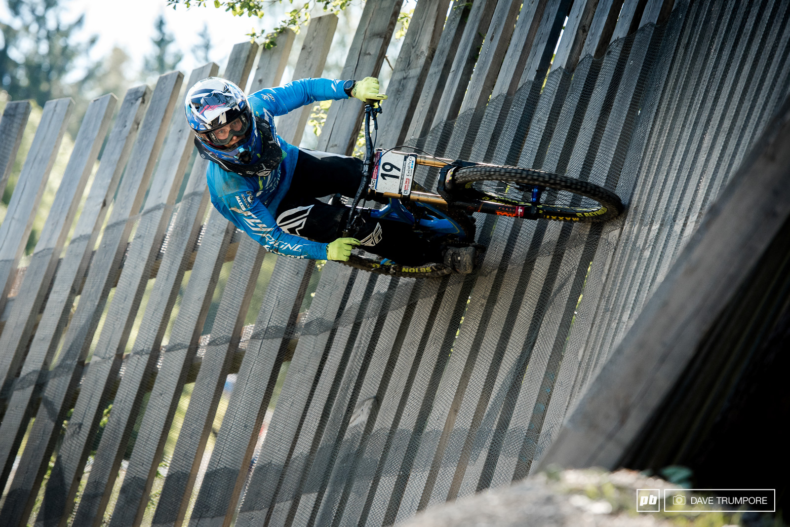 Bernard Kerr goes horizontal on the big wall ride.