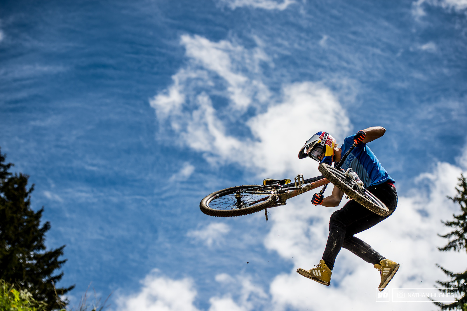 Martin Soderstrom is skipping the slopestyle this year so will be channelling all his wizardry to the speed and style.