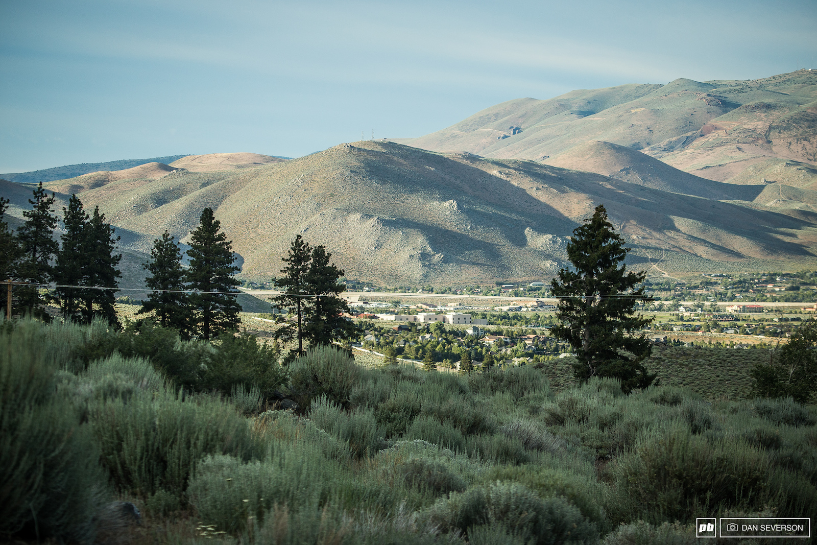 If your e planning on heading through Nevada Carson City has a host of quality trails that are definitely worth the stop.