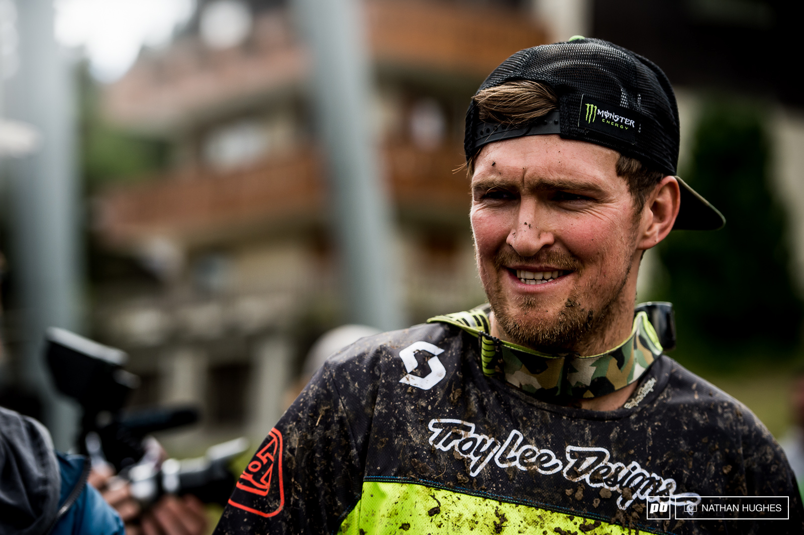 Stoked to get up on the podium this afternoon it s Brendawg.