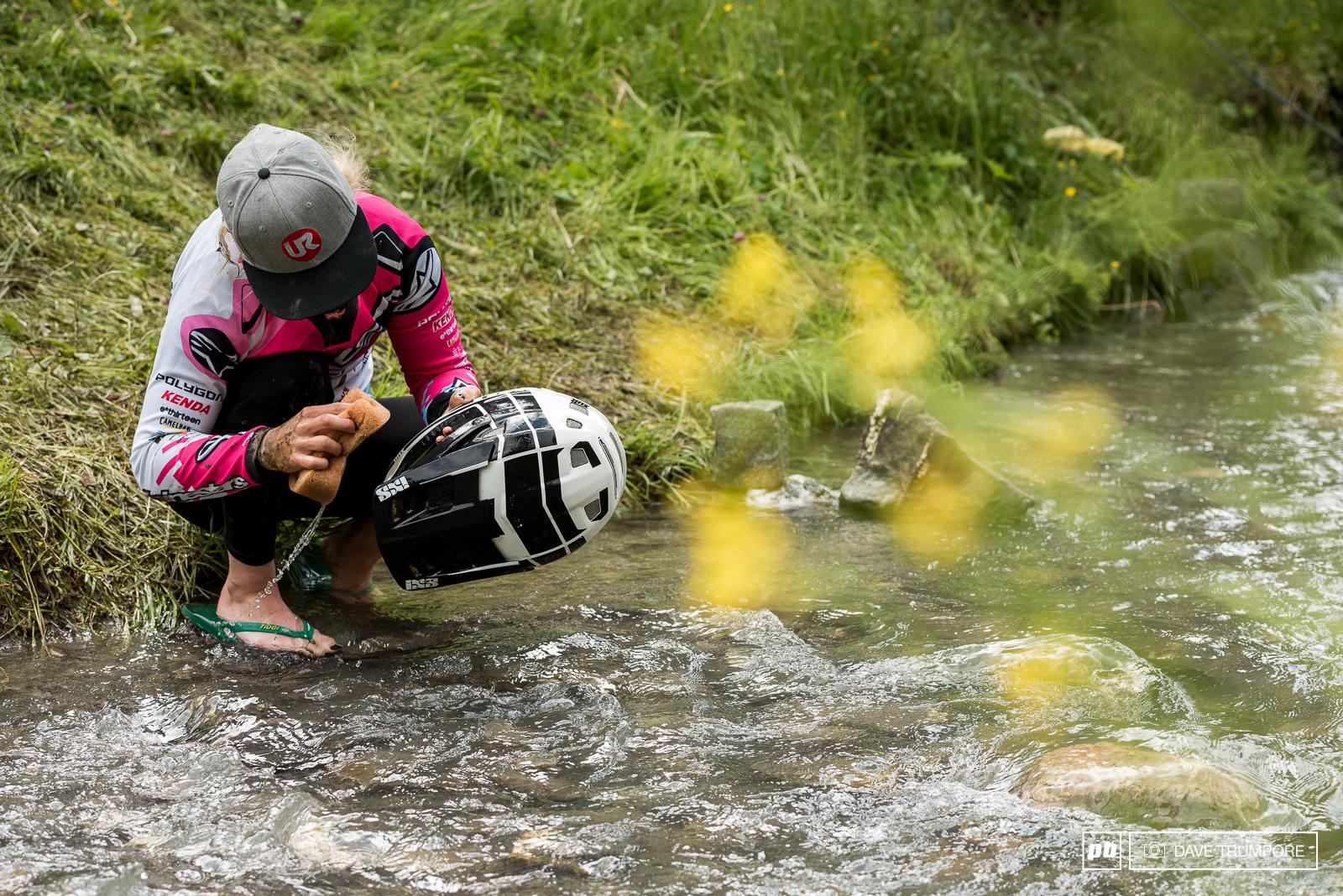 Sink or Swim Downhill Finals - Crankworx Les Gets 2016