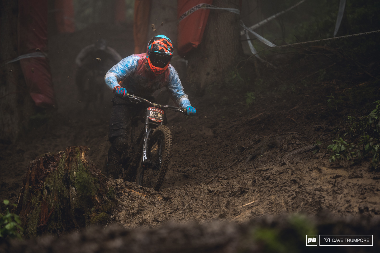 It s was good to see Rafael the younger of the Gutierrez brothers make the trip over from Colombia to mix it up in the French mud. He managed to qualify in the top 10 but a crash in the final ended his high hopes in the final.