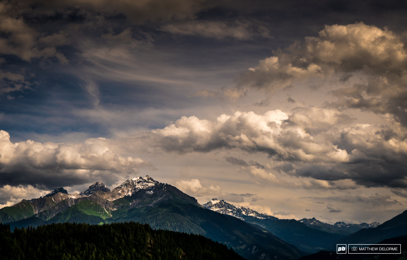 One thing Lenzerheide surely isn t lacking in is is views.