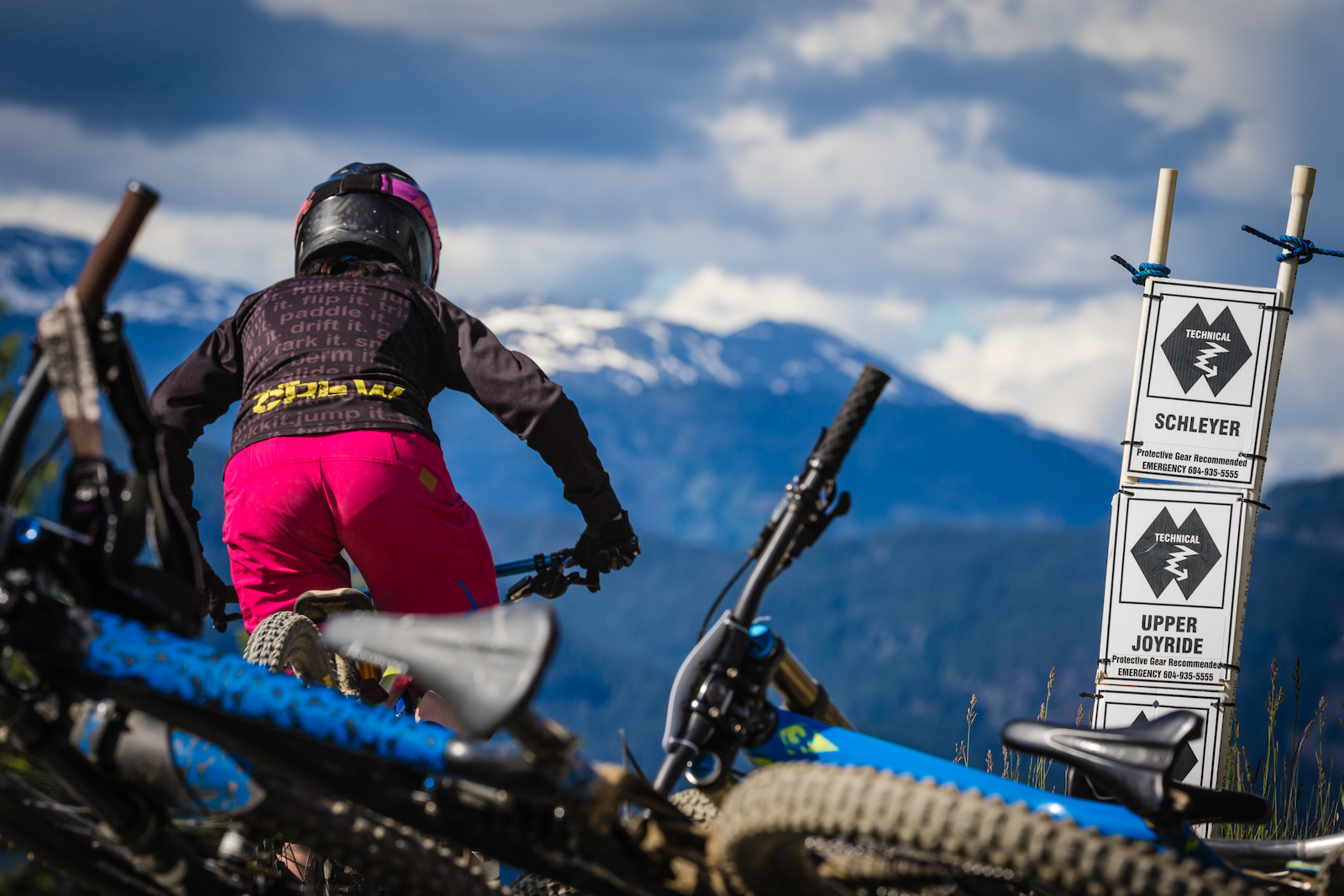 Whistler Bike Park Phat Wednesday - Race 5 images 2016