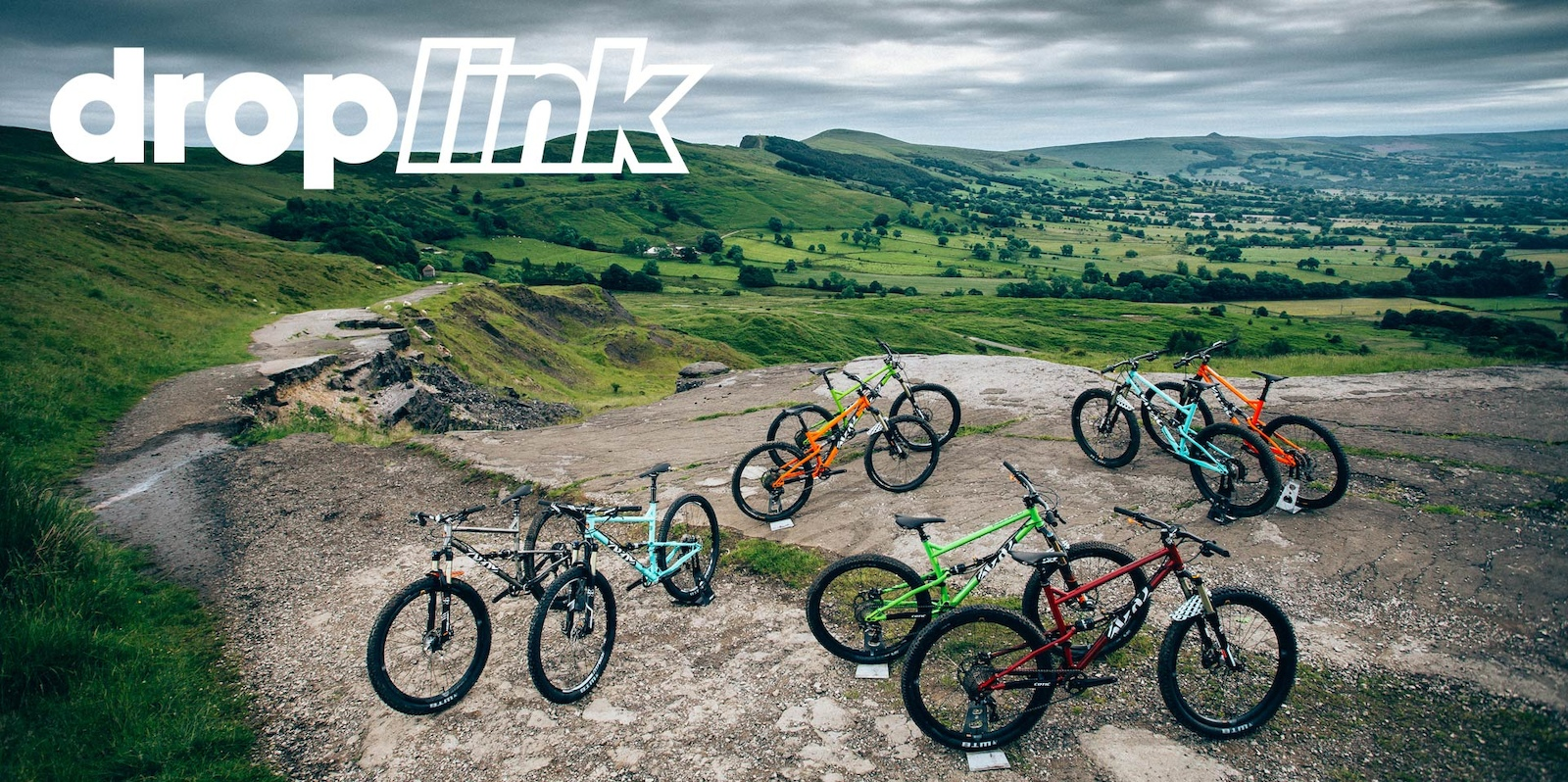 The 2016 Cotic droplink range. Available now.