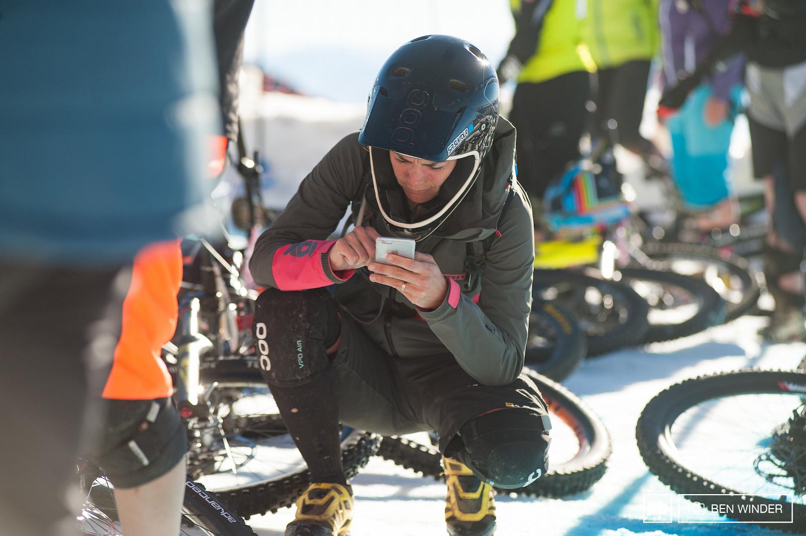 Megavalanche 2016 - Women s Race