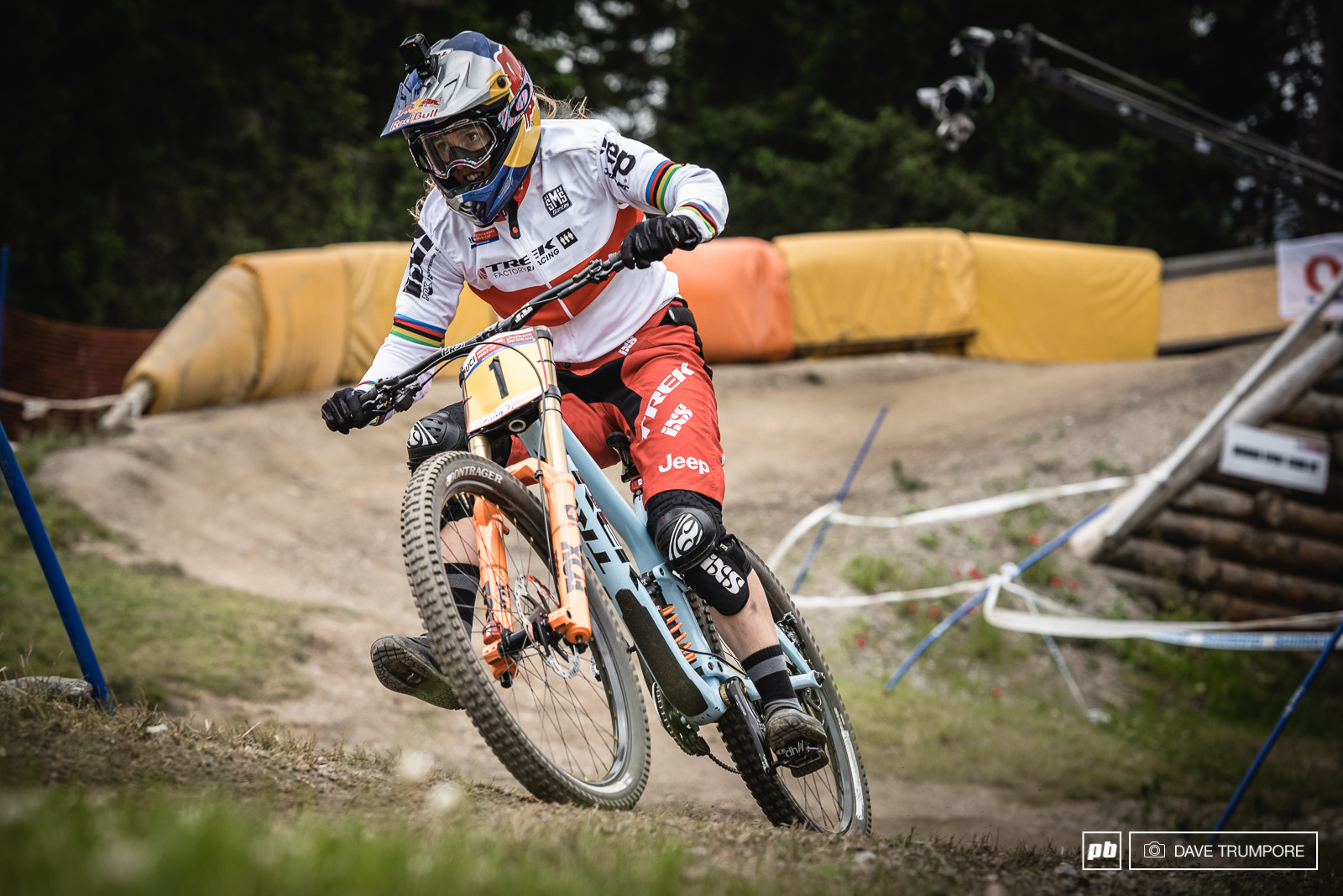 Rachel Atherton number one for the 11th time in a row.