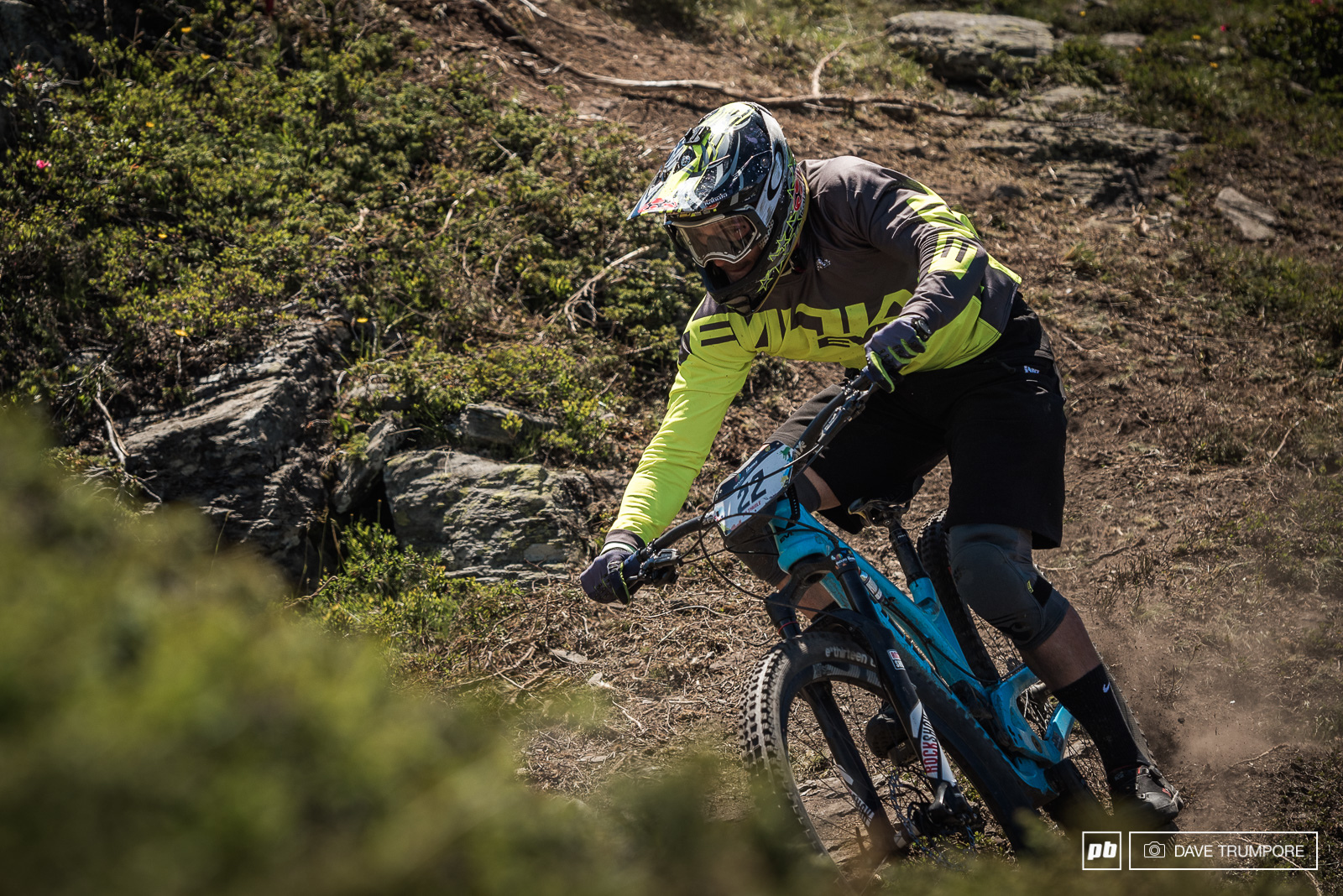Tony Ferreiro is always a threat on the long DH style endure races and is currently sitting 11th in front of a lot of heavy EWS hitter.