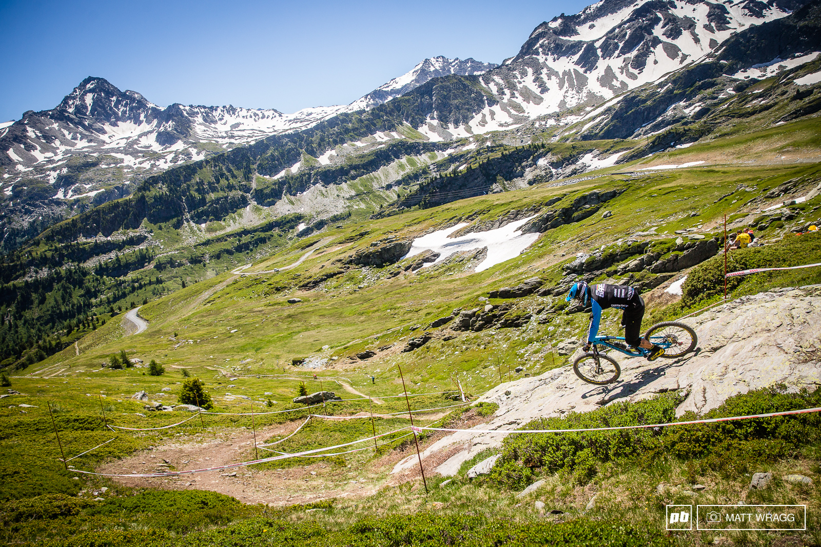 EWS 4 2016 La Thuile Italy. Photo by Matt Wragg.