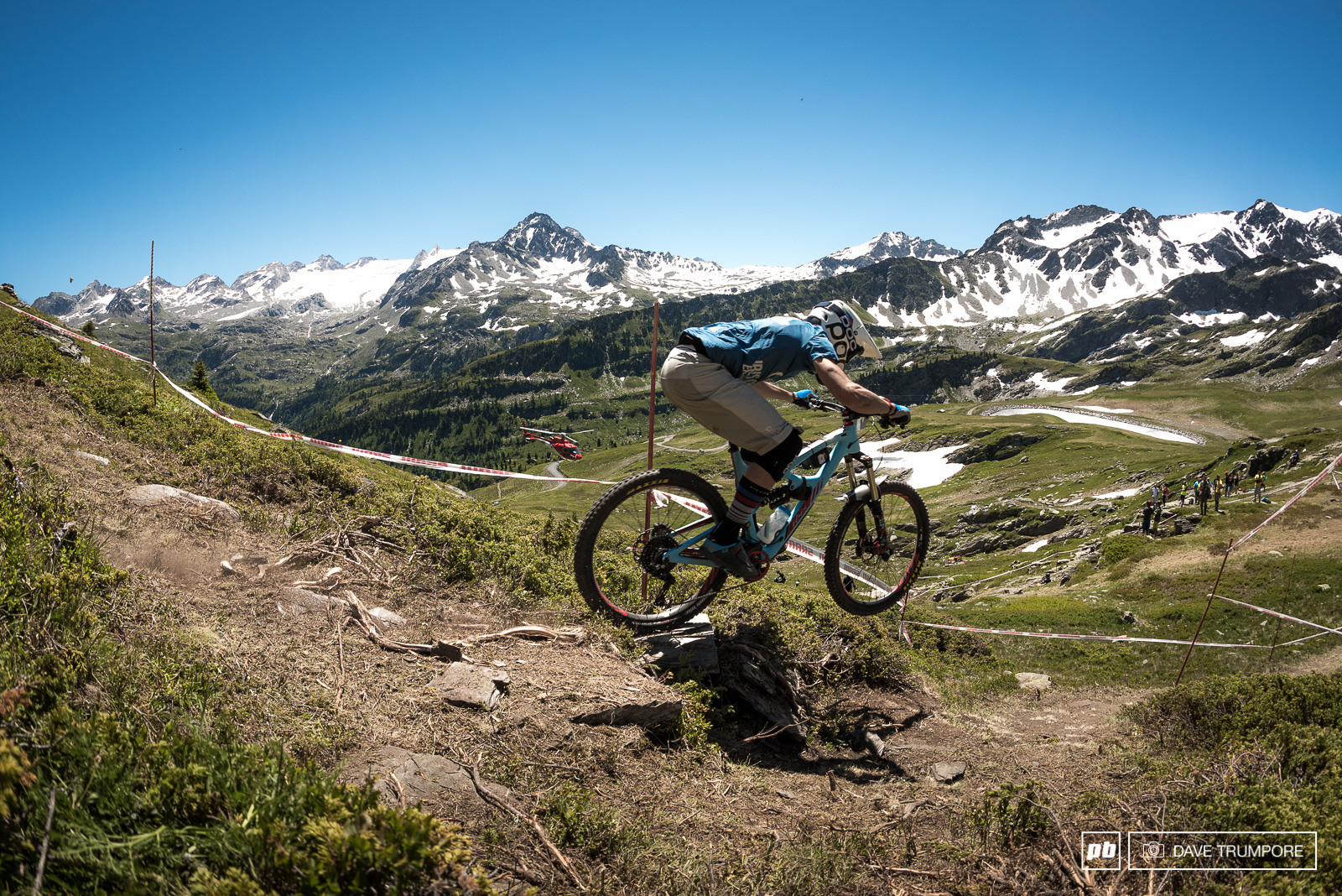 Robin Wallner has been flying a bit under the radar on the EWS circuit so far but after his 7th place finish in La Thuile we imagine people are gong to begin to take notice.