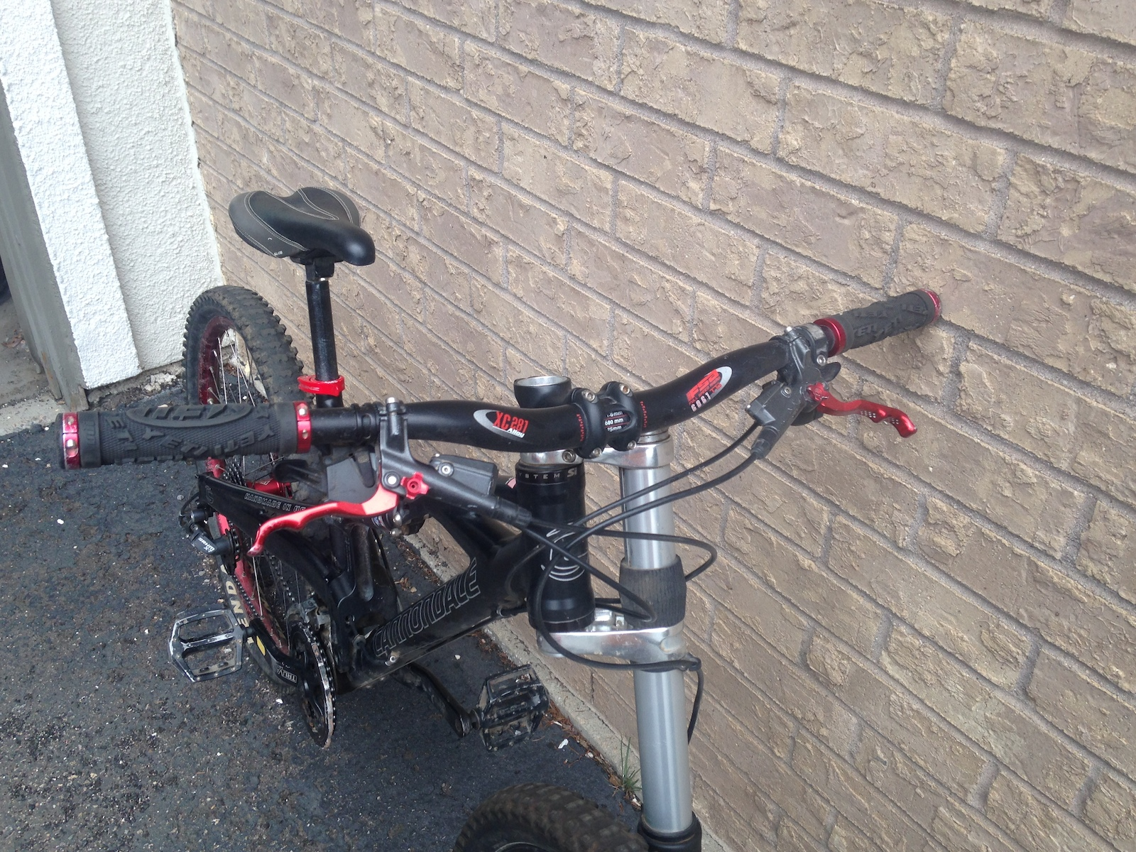 2006 Cannondale Prophet size Small