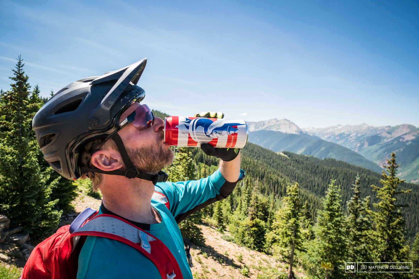 Big views and big beers. EWS round five is in the land of the large.