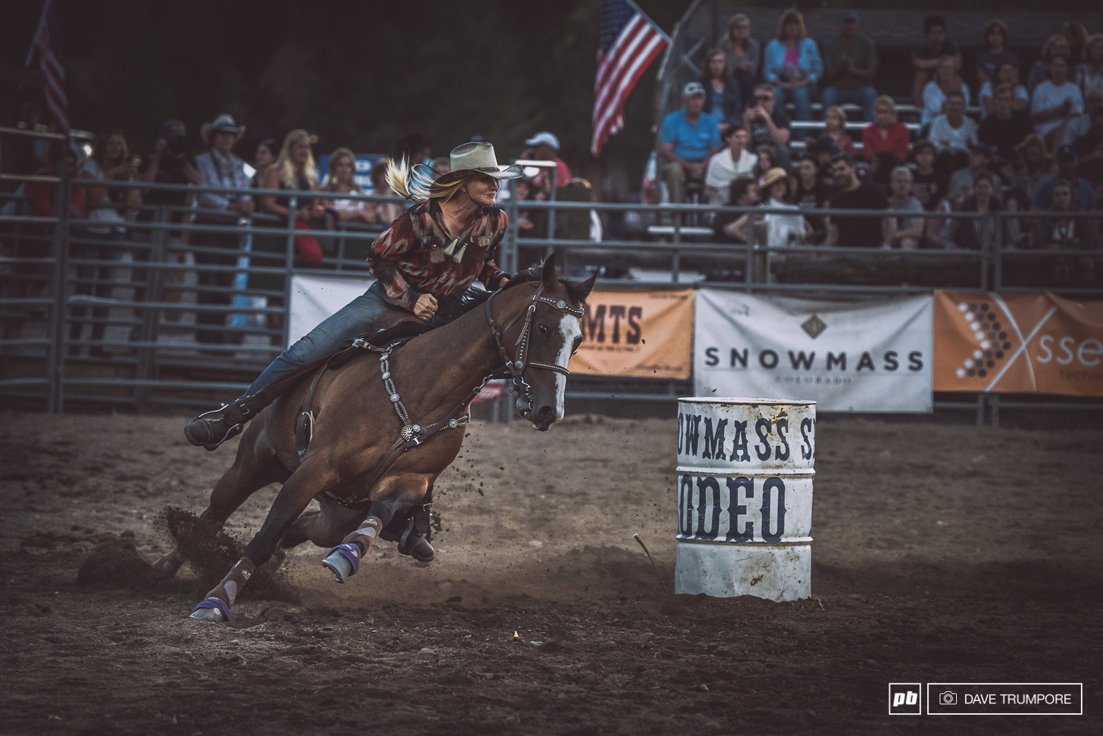 The Aspen Rodeo kicked off the week for racers on Wednesday night many of who had never seen such a spectacle in the flesh. Perhaps a few will be inspired by the horsepower on display Something they are going to need in spades this weekend.