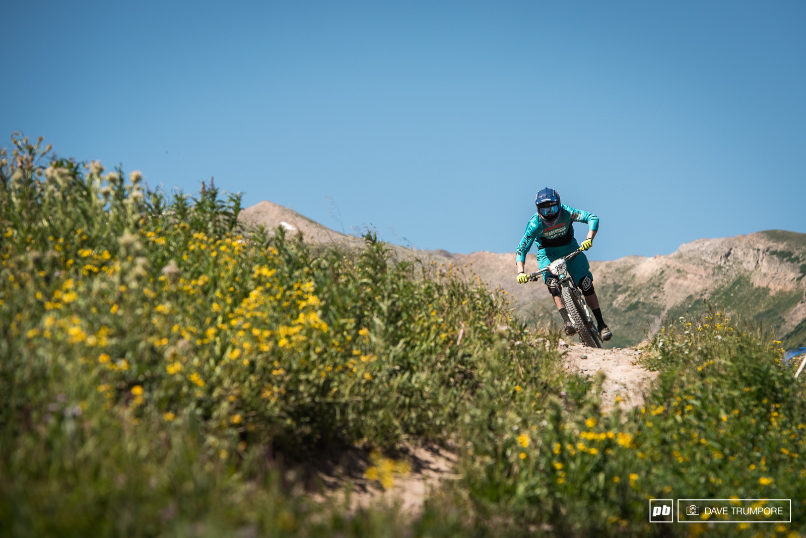 Another local who could do well is Nate Hills. A former Big Mountain Enduro champion he is always strong at these long and high altitude events.