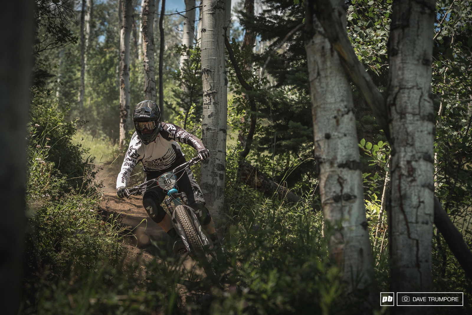 Local Colorado shredder and former DH racer Chris Boice has been looking quick as well out there. With much of the series abroad so far this year this will be the first time we see a large influx of American riders mixing it up with the EWS regulars.